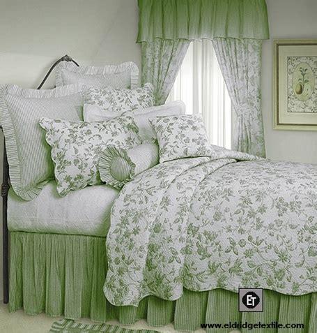 green toile bedding brighton toile elegant williamsburg design quilt 100