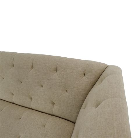 buy tufted sofa 63 macy s macy s tufted sofa with modular chaise