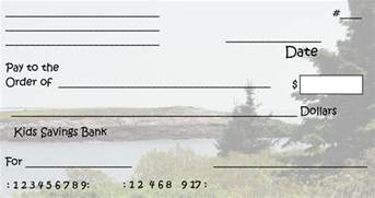 free clipart n images printable pretend checks for