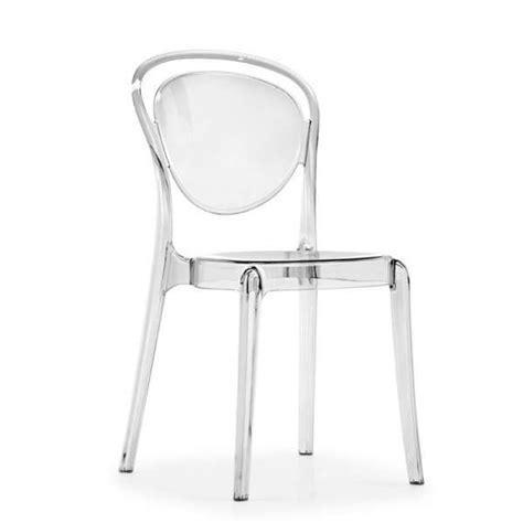 sedie plexiglass calligaris chaise design en plexi parisienne calligaris 174 4 pieds