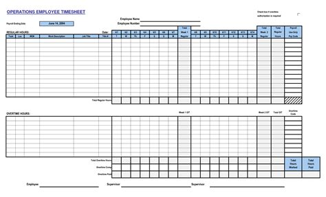 excel monthly time card template best photos of excel template employee card employee