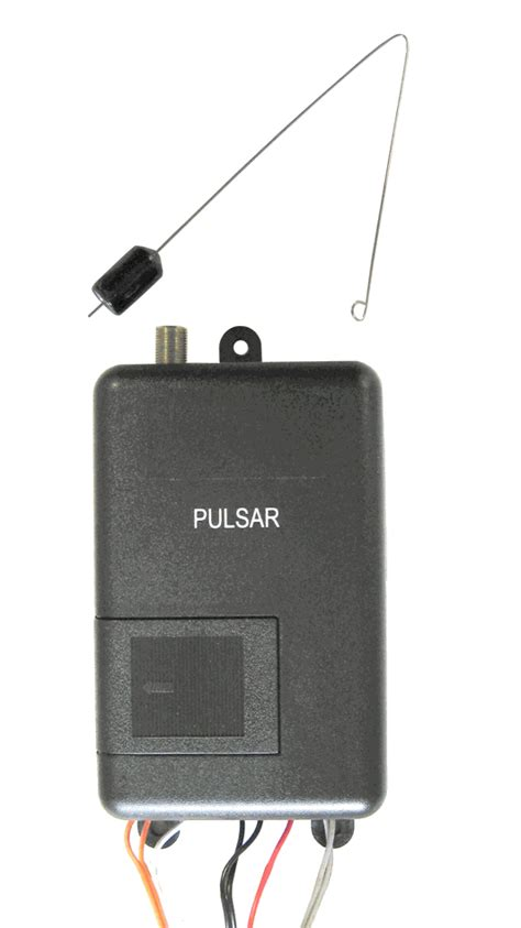 Garage Door Opener Receiver pulsar 831re gate and garage door opener receiver 318mhz