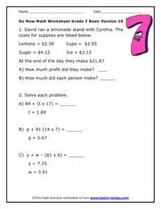 6th grade algebra worksheets abitlikethis