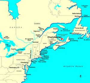 pei map canada charlottetown pe canada discount cruises last minute