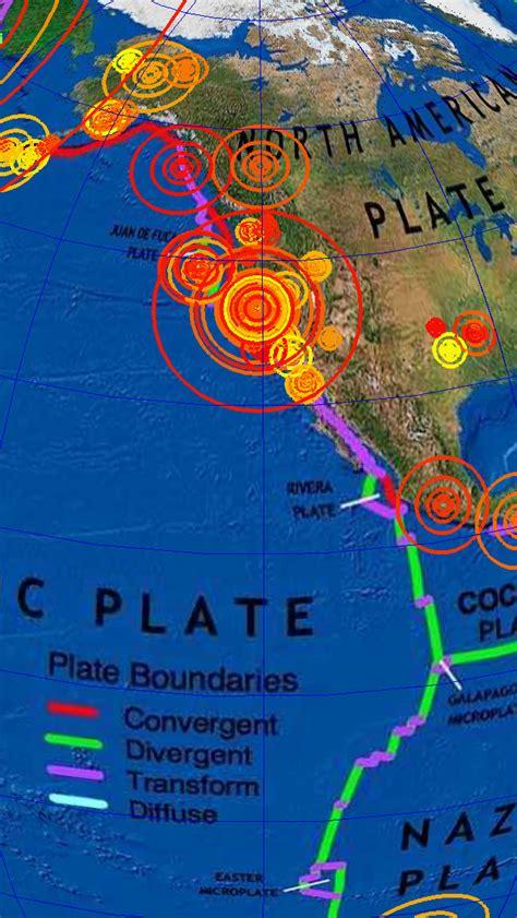 earthquake  apppicker