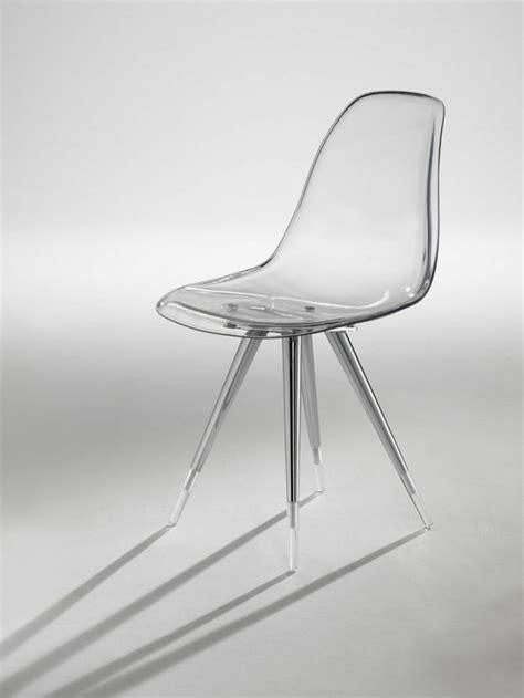 chaise plexi transparente pourquoi choisir la chaise design transparente