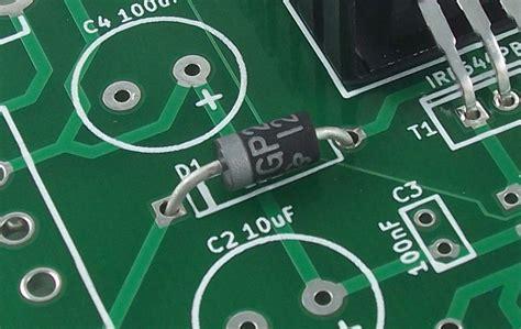 capacitor symbol circuit board pcb basics for electronics beginners eagle