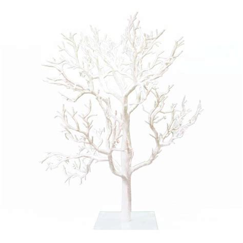 72 inch white fibre optic twig tree with silver base easter egg tree