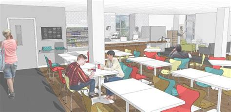 Spotlight On Uas Accommodation Moves University Of House Cafe Greenwich