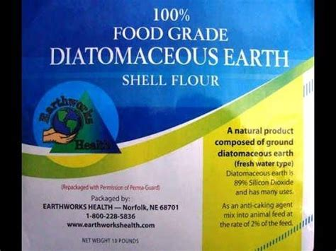 Detox Symptoms With Diatomaceous Earth by The World S Catalog Of Ideas