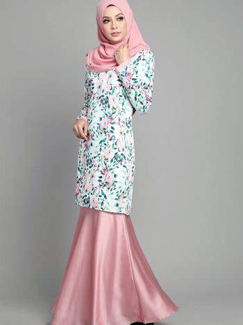 Baju Kurung Pink Lembut cantiknya baju kurung moden 2017 yg menawan lovelysuri