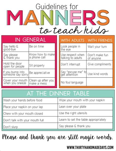 Ways To Improve Your Table Manners by What To Expect Easy Ways To Teach Table Manners To