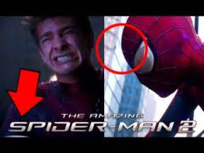 Swinging amp more in the amazing spider man 2 extended trailer youtube