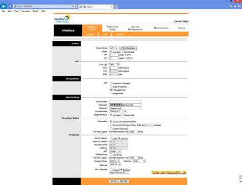 Modem Speedy Zte Zxv10 W300s technic computers cara setting modem adsl zte zxv10 w300s