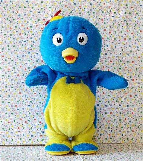 Backyardigans Dolls Fisher Price Backyardigans Sing Spin Pablo Doll