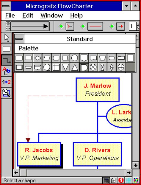 flowcharter software abc flowcharter article about abc flowcharter by the