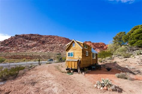 Small Homes Las Vegas Rent This Tiny House On A Dude Ranch Outside Of Las Vegas
