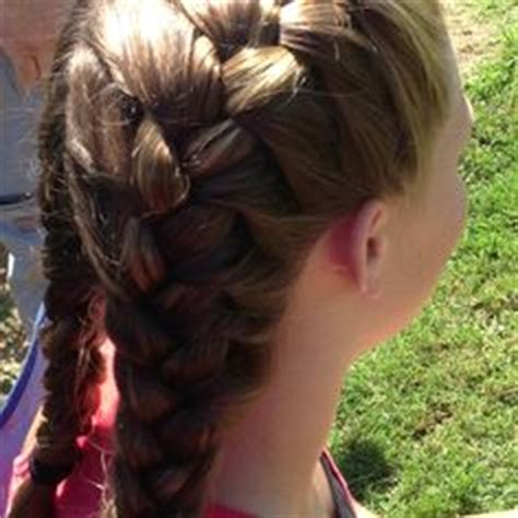french braid pigtails instructions french braided pigtails beautiful hair pinterest