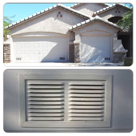 Garage Door Vents by Garage Door Vent Wageuzi