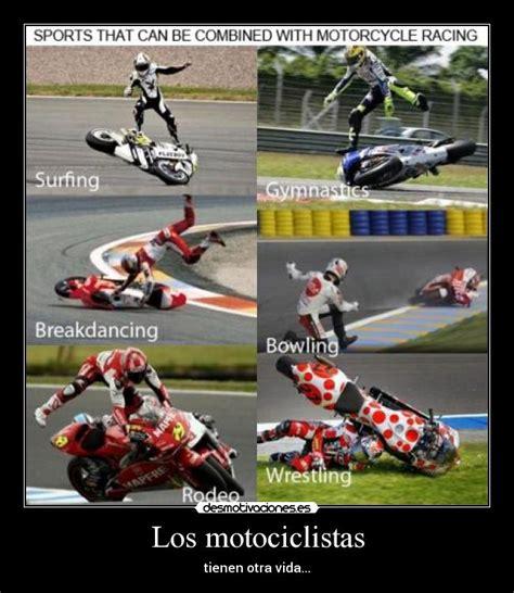 imagenes emotivas de motociclistas los motociclistas desmotivaciones