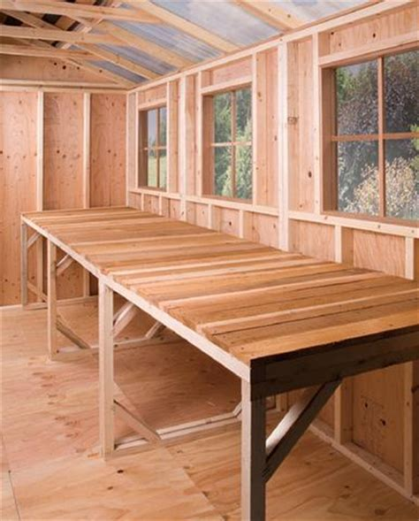 shed benches dutch door option cedarshed usa