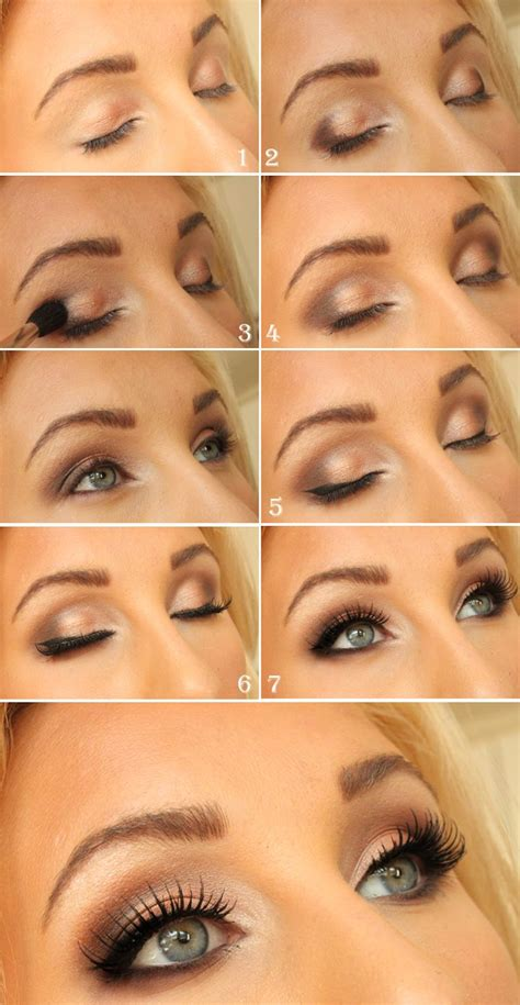 natural eye makeup tutorial tumblr 17 best light smoky eye makeup tutorials for summer