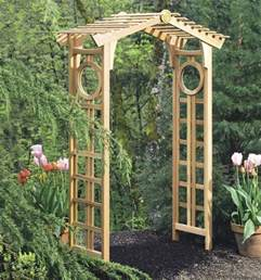garden arbors trellis designs kits plans