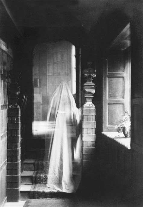 The Colour of Ghosts - Why Do We Have 'White Lady' and