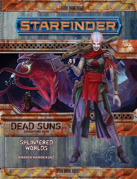 paizo starfinder adventure path splintered worlds