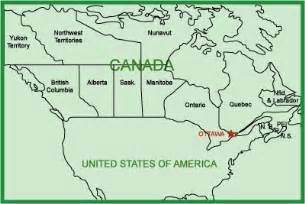 location of ottawa canada on world map map of canada showing ottawa derietlandenexposities