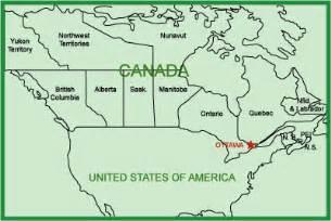 ottawa canada map world map of canada showing ottawa derietlandenexposities