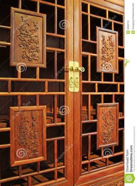 traditional chinese furniture chinese style redwood furniture traditional chinese art style stock
