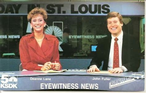 what is wrong with ksdk persons faxe dianne lane and john fuller ksdk 1986 st louis