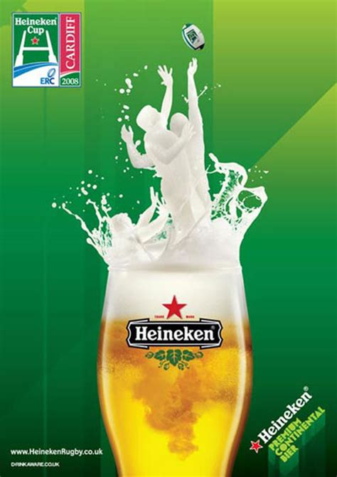 Home Builder Website Design Inspiration by Heineken Advertising Campaigns On Print And Tv