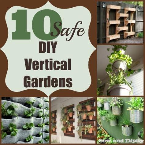 Diy Vertical Garden Ideas Hometalk 10 Diy Vertical Garden Ideas