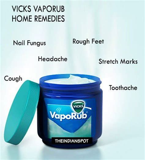 Vicks Vapor Rub Detox by 25 Best Ideas About Runny Nose Remedies On