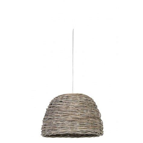 Basket Pendant Light Dome Shaped Wooden Basket Weave Ceiling Pendant Light