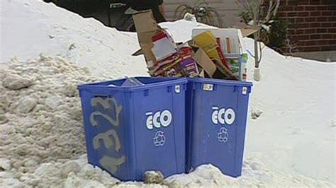 waste collection delays to continue into weekend ctv