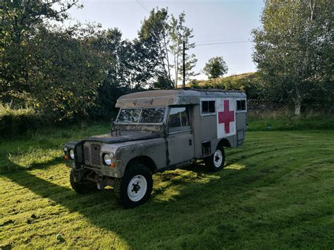 Ambulance Series the kendal ambulance project a heritage crowdfunding
