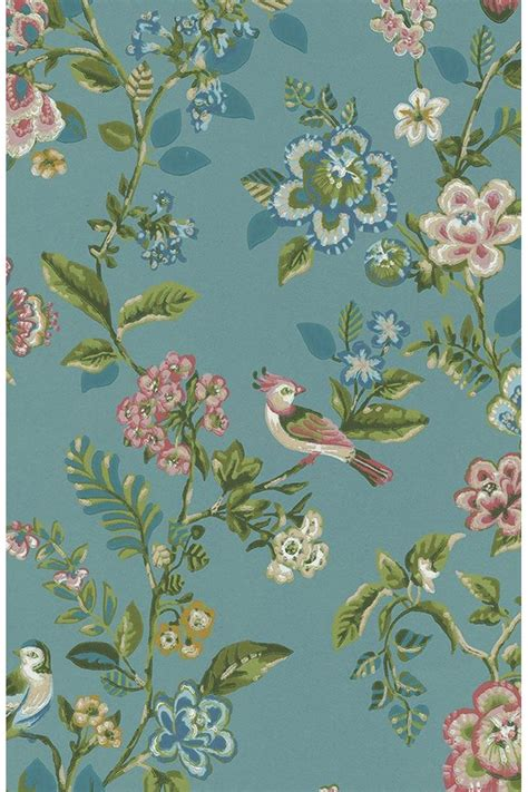 botanical print wallpaper pip studio the official website botanical print behang