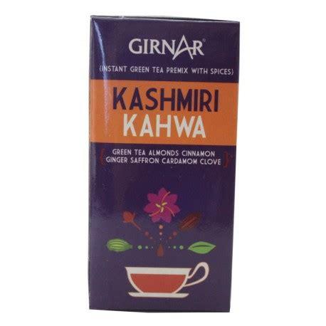 Girnar Detox Green Tea Kahwa Buy by Girnar Kashmiri Kahwa 5 Sachet Pack