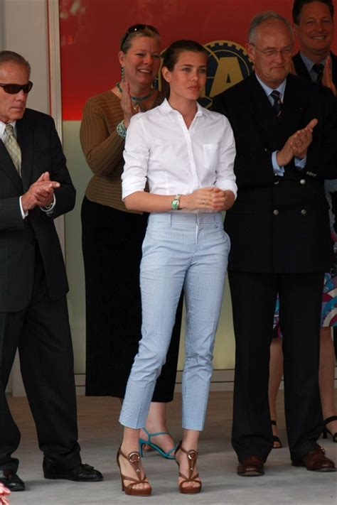 Charlotte Casiraghi Style   Vogue.it