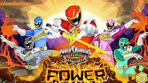 power rangers dino charge unleash power game nick