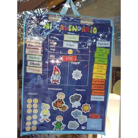 Calendario Diario Calendario Diario Y Meteorol 243 Gico Con Velcrosaltocumulo