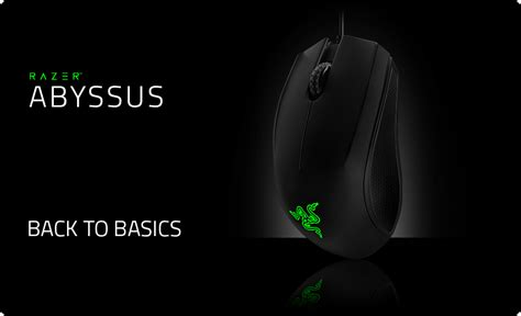 Mouse Gaming Razer Abyssus review razer abyssus 2014 ambidextrous gaming mouse