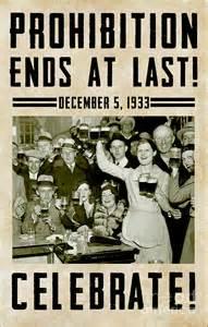 Curtain Ends Prohibition Ends Celebrate Photograph By Jon Neidert