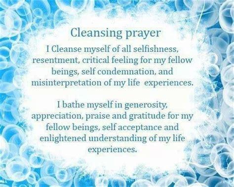 house cleansing prayer pinterest