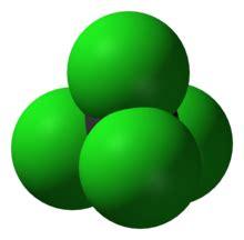 cadena carbonada maqueta tetraclorură de carbon wikipedia