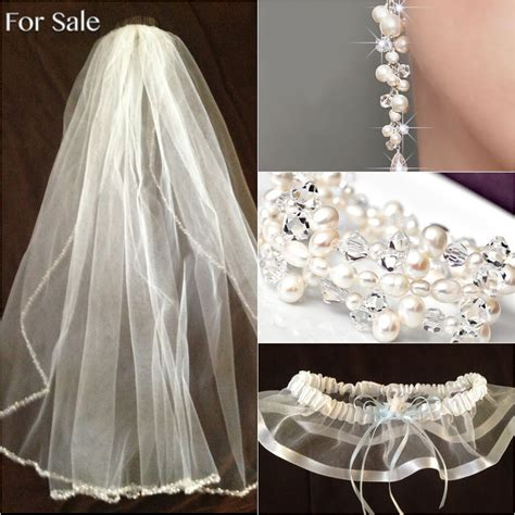 used wedding items for sale
