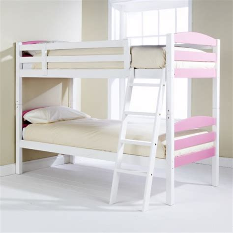mountrose limited mountrose blyton bunk bed in pink and